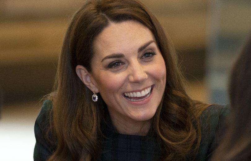 Следуя примеру Елизаветы ІІ: Кейт Миддлтон намерена родить четвертого ребенка