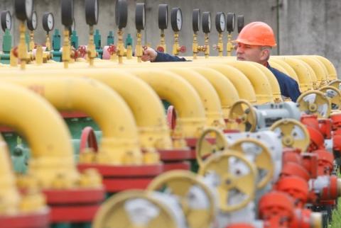 В ПХГ Украины осталось 10,56 млрд куб. м газа