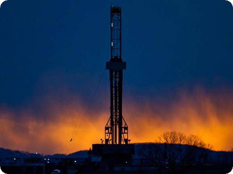 Нафтогазом буравая