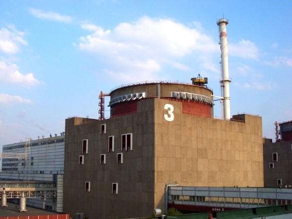 Енергоблок № 3 Запорізької АЕС відключено від мережі