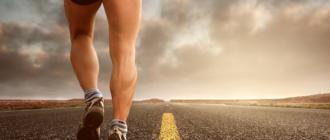 Бег – самый доступный вид физической нагрузки