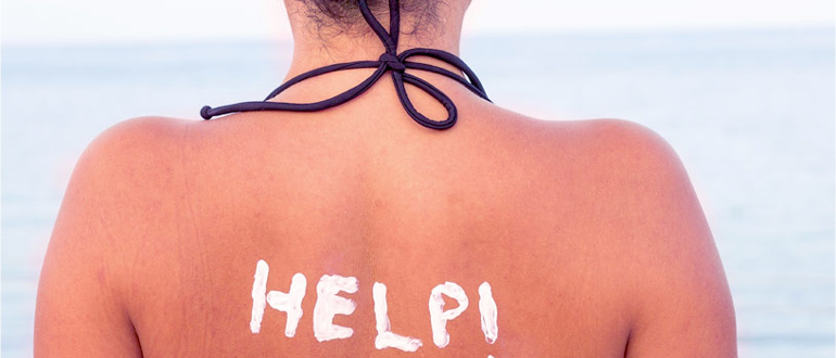 Сезонная аллергия: осторожно на солнце!
