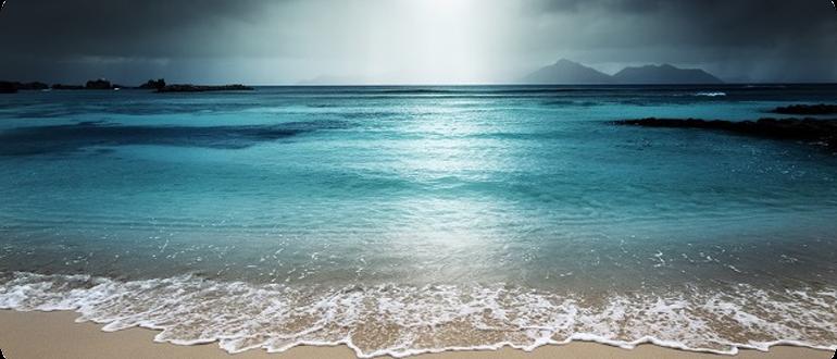 Какое море самое полезное