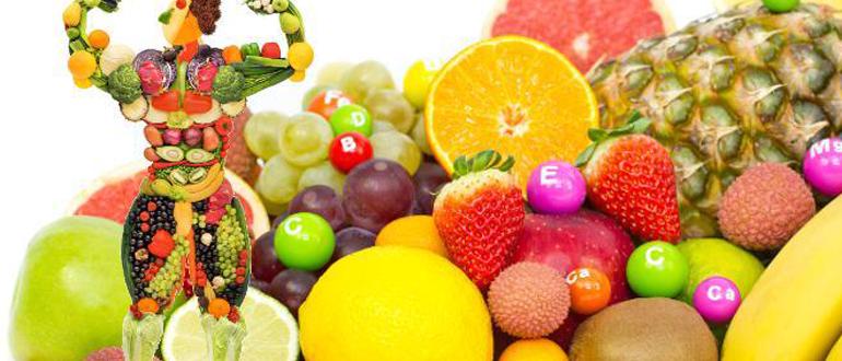 Продукты, которые помогут быстро устранить авитаминоз