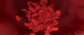 Пять признаков наличия тромба