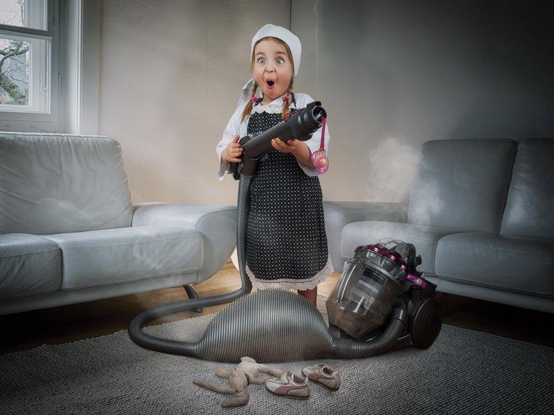 Смешная картинка девочки, как делать