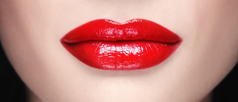 Характер женщины по форме губ