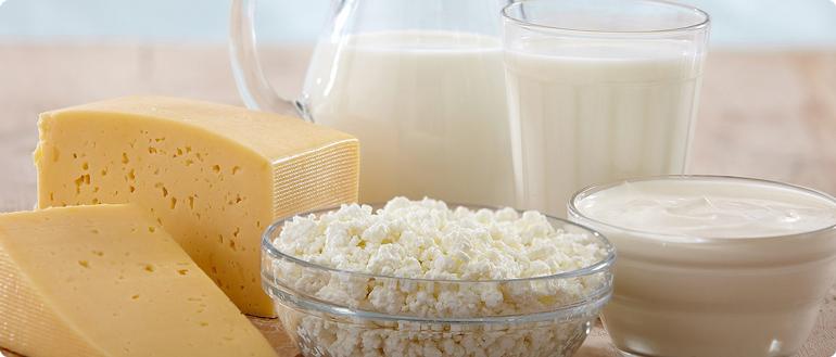 В чём польза кисломолочных продуктов для организма