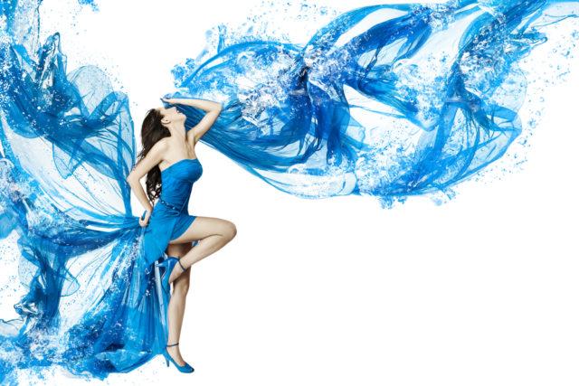 Блакитний або синій