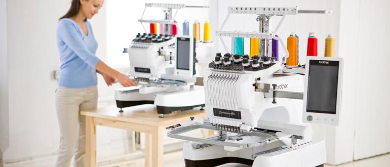 Вышивальные машины: обзор моделей и рекомендации по выбору