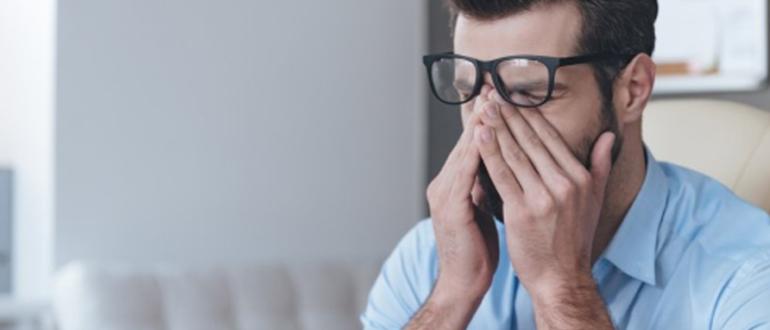 Как спасти зрение, если вы постоянно за компьютером