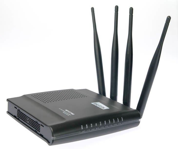 Ethernet Netis WF2780