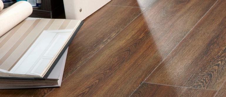Новое решение для интерьера – использование кварцвиниловой плитки