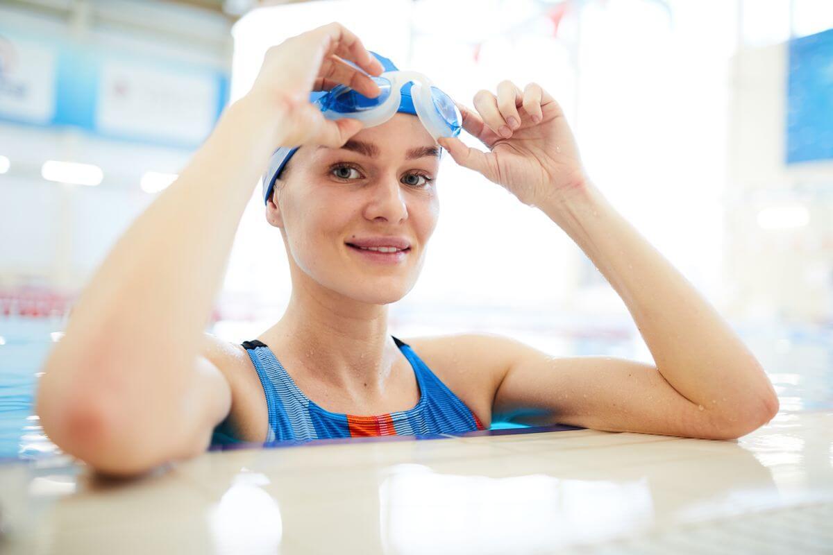 Что есть после плавания чтобы похудеть