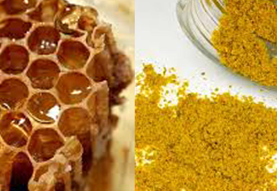 Продукты пчеловодства и специи