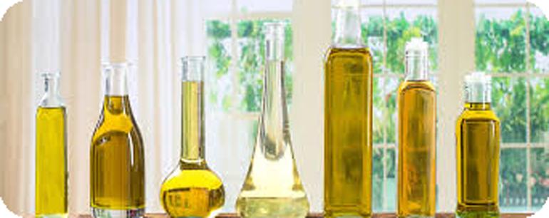 Растительные масла (нерафинированные)