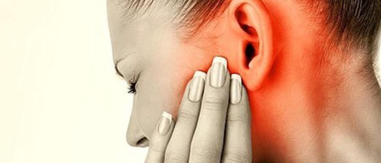 Продуло ухо: как и чем, лечить в домашних условиях