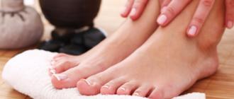 Уход за ногами при сахарном диабете