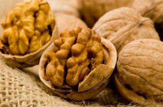 Кому нужно есть грецкие орехи?